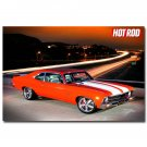 Hot Rod Cars Nice Poster Print 32x24