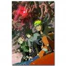Boruto Naruto The Movie Poster Uzumaki Boruto Sasuke 32x24