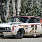Mercury Cyclone Spoiler II Nascar Retro Car Photo Print POSTER 32x24