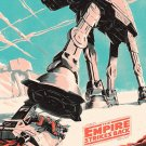 Star Wars The Empire Strikes Back Fan Art Print POSTER 32x24