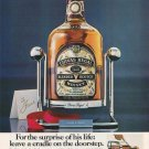 Vintage Chivas Regal Whiskey Ad Art Print 32x24