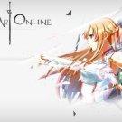 Sword Art Online Sao Alo Japan Anime Wall Print Poster Decor 32x24