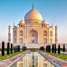 India Taj Mahal Wall Print POSTER Decor 32x24