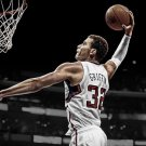 Blake Griffin Basketball Star Wall Print POSTER Decor 32x24
