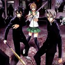 High School Of The Dead Animation Wall Print POSTER Decor 32x24