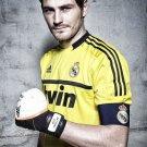 Iker Casillas Goalkeeper Wall Print POSTER Decor 32x24