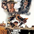 Once Upon A Time In The West Movie Wall Print POSTER Decor 32x24