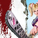 Lollipop Chainsaw Game Wall Print POSTER Decor 32x24