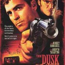 From Dusk Till Dawn Movie Wall Print POSTER Decor 32x24