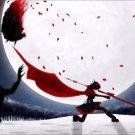 Rwby Anime Wall Print POSTER Decor 32x24
