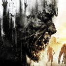 Dying Light Open World Survival Horror Game Wall Print POSTER Decor 32x24