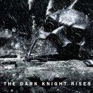 The Dark Knight Rises Batman 2012 Movie Wall Print POSTER Decor 32x24