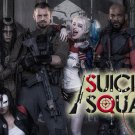 Suicide Squad Movie Wall Print POSTER Decor 32x24