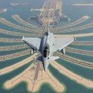 Eurofighter Typhoon Wall Print POSTER Decor 32x24