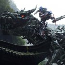 Transformers 4 Age Of Extinction 2014 Movie Wall Print POSTER Decor 32x24