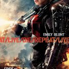 Edge Of Tomorrow Tom Cruise Emily Blunt Movie Wall Print POSTER Decor 32x24