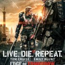 Edge Of Tomorrow Movie Wall Print POSTER Decor 32x24