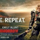 Edge Of Tomorrow Tom Cruise Emily Blunt Movie Wall Print POSTER Decor 32x24