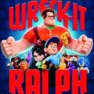 Wreck It Ralph The Popular Movie Wall Print POSTER Decor 32x24