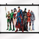 Justice League Movie Wall Print POSTER Decor 32x24