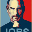 Steve Jobs Co Founder Of Apple Corp Wall Print POSTER Decor 32x24