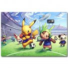 Pokemon Pikachu Anime Funny Art Poster Pictures 32x24