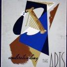 Understanding The Arts Wpa Poster Art Print 32x24