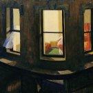 Edward Hopper Nightwindows Fine Art Print 32x24