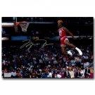 Michael Jordan Flying Dunks Basketball Poster 32x24