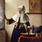 Jan Vermeer Fine Art Poster Print 32x24