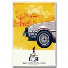 Back To The Future Part 1 Classic Movie Poster Pictures 32x24