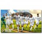 Cristiano Ronaldo Real Madrid FC Soccer Poster Gareth Bale 32x24