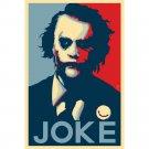 Joker Batman The Dark Dark Knight Vintage Art Poster 32x24