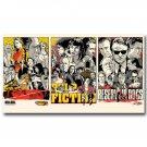 Kill Bill Pulp Fiction Reservoir Dogs Movie Poster 32x24