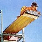 Norman Rockwell High Dive Fine Art Print 32x24