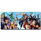 Goku Dragon Ball Z Anime New Art Wall Poster Home Decor 32x24