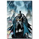Batman Comic Art Poster Kids Room Decoration 32x24