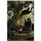 The Jungle Book 2 Cartoon Movie Poster Mowgli Baloo 32x24
