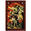 Super Mario Bros Game Poster Koopa 32x24