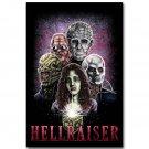Hellraiser Ii Hellbound Movie Art Poster 32x24
