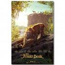 The Jungle Book 2 Cartoon Movie Poster Tiger Shere Khan 32x24