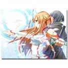 Sword Art Online 2 Japane Anime Poster Print Kirito Asuna 32x24
