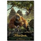 The Jungle Book 2 Cartoon Movie Poster Monkey King Louie 32x24