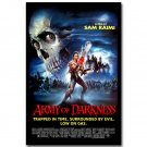 Army Of Darkness Classic Horror Movie Poster Print 32x24