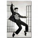 Elvis Presley Dancing Poster The Hillbilly Cat 32x24
