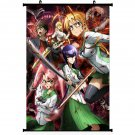 Highschool Of The Dead Rei Saeko Anime Wall Poster 32x24
