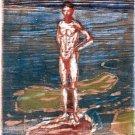 Edvard Munch Fine Art Poster Print 32x24