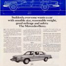 Vintage Mercedes Benz A450 Se Car Ad Art Print 32x24