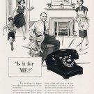 Vintage Bell Telephone System Ad Art Print 32x24