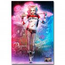Harley Quinn Suicide Squad DC Movie Poster Print 32x24